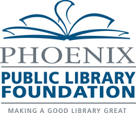 Phoenix Public Library Foundation Logo