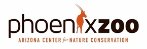 Arizona Center for Nature Conservation/Phoenix Zoo Logo