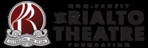 Rialto Theatre Foundation Logo