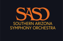 Southern Arizona Symphony Orchestra Association Logo