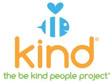The Be Kind People Project  Logo