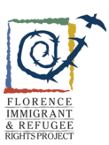 Florence Immigrant & Refugee Rights Project Logo