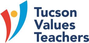Tucson Values Teachers Logo