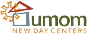 UMOM New Day Centers Logo