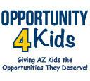 Opportunity4Kids Logo