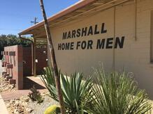 Marshall Home for Men, Inc. Logo