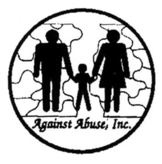 Against Abuse, Inc. Logo