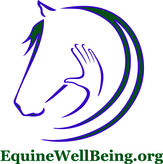 Equine WellBeing Rescue Inc Logo