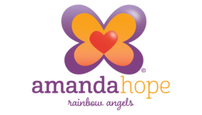 Amanda Hope Rainbow Angels Logo