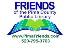 Friends of the Pima County Public Library Logo