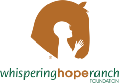 Whispering Hope Ranch Foundation Logo