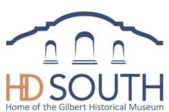 Gilbert Historical Society/HD SOUTH Logo