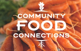 Community Food Connections  Logo