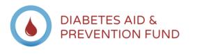 Diabetes Aid Prevention Fund Logo