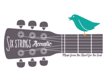 Six Strings Acoustic Inc Logo