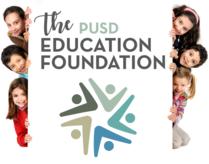 PUSD Education Foundation Logo