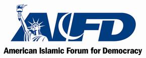 American Islamic Forum for Democracy Logo