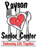 Payson Senior Center  Logo