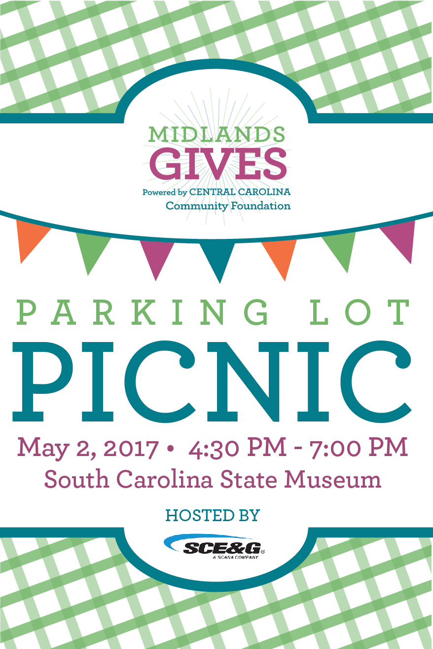 Midlands Gives Parking Lot Picnic