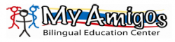 My Amigos Bilingual Education Center Logo