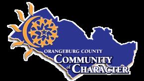 Orangeburg County Community of Character Logo