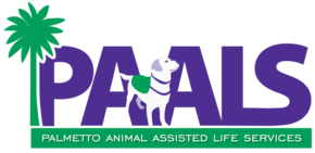 Palmetto Animal Assisted Life Services Logo