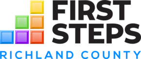 Richland County First Steps to School Readiness Logo