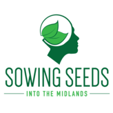 Sowing Seeds into the Midlands Logo