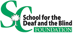 SC School for the Deaf and the Blind Foundation Logo