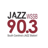 Jazz 90.3, WSSB Radio Station Logo