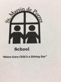 St. Martin de Porres Catholic School Logo