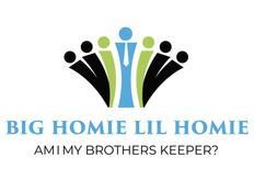 Big Homie Lil Homie Mentoring Logo