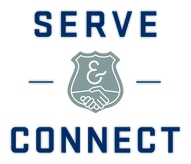 Serve & Connect Logo