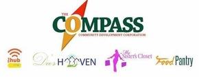 The Compass Community Development Corporation Logo