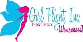 Girl Flight, Inc. Logo