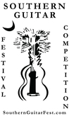 Southern Guitar Festival & Competition Logo