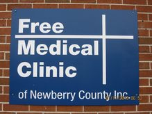 Free Medical Clinic of Newberry County, Inc. Logo