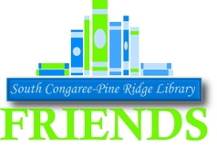 Friends of the South Congaree-Pine Ridge Library Logo