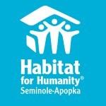 Habitat for Humanity of Seminole County & Greater Apopka, FL, Inc. Logo