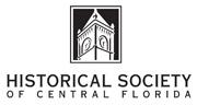 Historical Society of Central Florida Logo