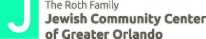 Jewish Community Center of Greater Orlando Logo