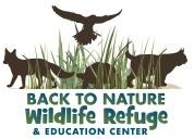 Back to Nature Wildlife Refuge & Education Center Logo