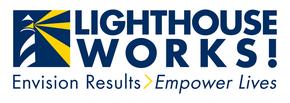 Lighthouse Works! Logo
