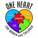 One Heart for Women and Children, Inc. Logo