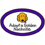 Adopt A Golden Nashville Logo