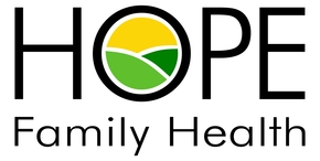 Hope Family Health Services Logo