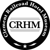 Governor Frank G. Clement Railroad Hotel and Historical Museum Logo