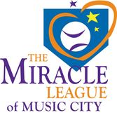 Miracle League of Music City Logo