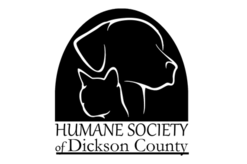 Humane Society of Dickson County Logo