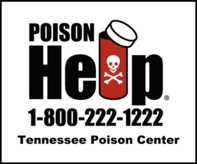 Tennessee Poison Center Logo